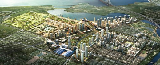 Songdo Masterplan